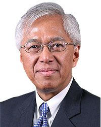 Professor Emeritus Tan Sri Anuwar Ali