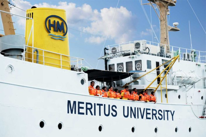 MERITUS University Training Vessel